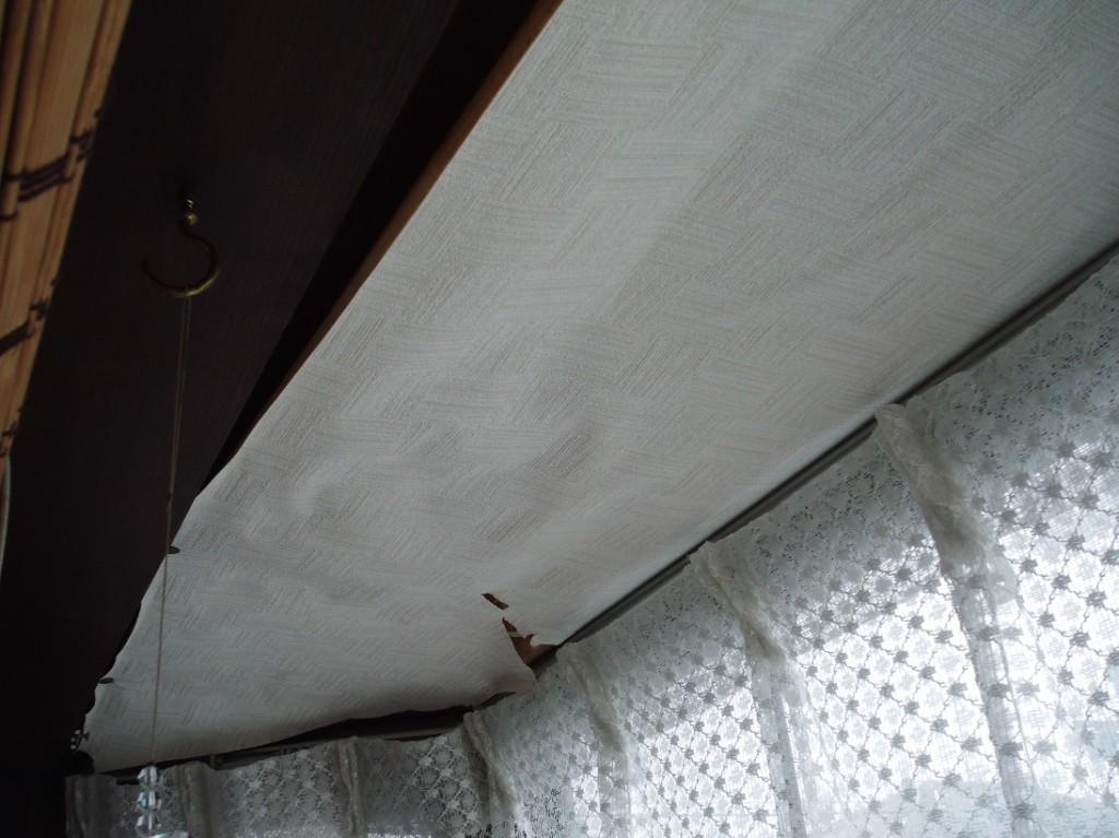 出窓 漏水 雨漏り