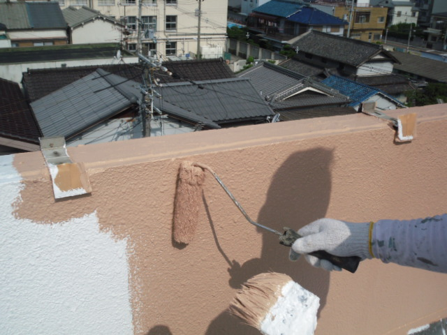 外壁改修 塗装